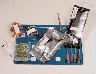 Problems in space travel - What do astronauts eat in space travel (space food) 3rd photo
