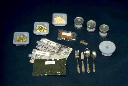 Problems in space travel - What do astronauts eat in space travel (space food) 4th photo