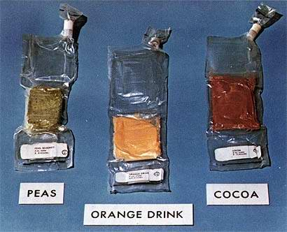 Problems in space travel - What do astronauts eat in space travel (space food) 8th photo