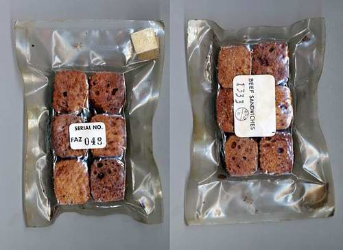 Problems in space travel - What do astronauts eat in space travel (space food) 9th photo