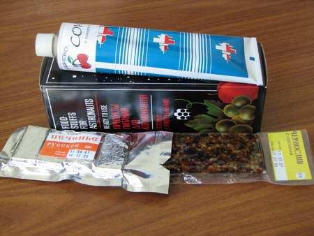 Problems in space travel - What do astronauts eat in space travel (space food) 11th photo