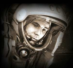 Space heroes: Yuri Gagarin first man in outer space 4th photo
