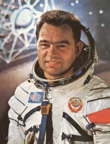 Problems in space travel - Psychological compatibility of astronauts and cosmonauts Georgi Grechko