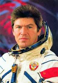Problems in space travel - Psychological compatibility of astronauts and cosmonauts Valeri Ryumin