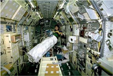 Problems in space travel - space medicine 2nd picture