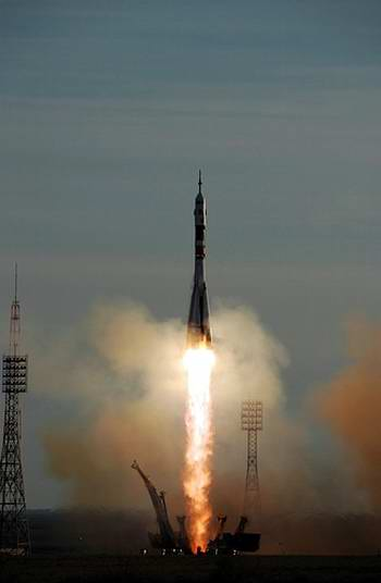 Russian space ships launches 2nd photo